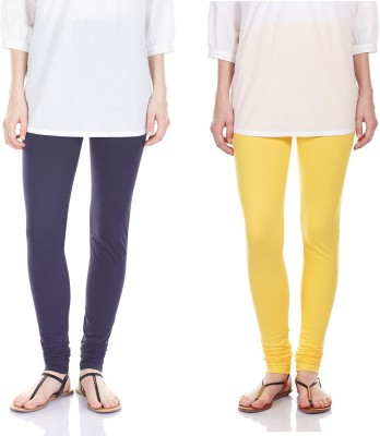 SRS Women's Blue, Yellow Leggings