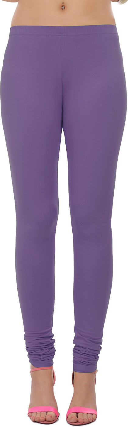 Sonari Womens Purple Leggings