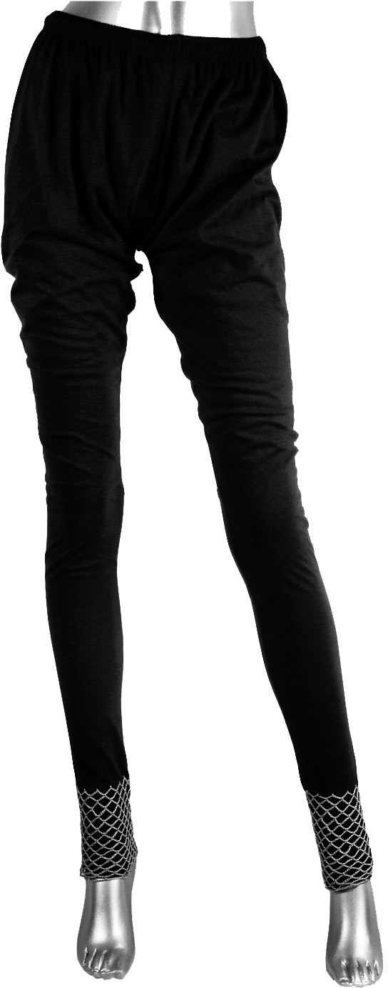 moKanc Womens Black Leggings