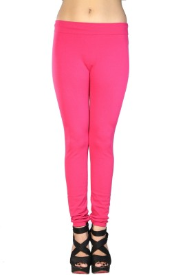 Nisha's Feminine Women's Pink Leggings