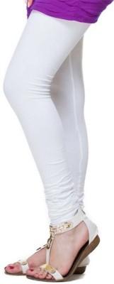 FRONEX INDIA Women's White Leggings
