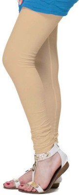 FRONEX INDIA Women's Beige Leggings