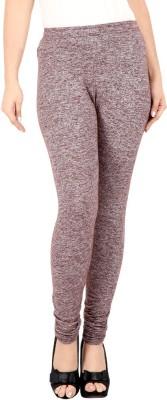 Custom Creation Women's Brown Leggings