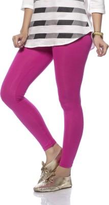 De Moza Women's Pink Leggings