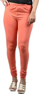 ABE Women's Orange Leggings