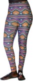 EMPREUS Women's Multicolor Leggings