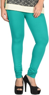 Shayan Export Women's Green Leggings