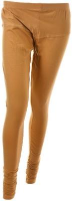 Ycee Women's Brown Leggings