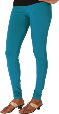 Yaari Women's Blue Leggings