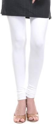 Lifestyle Retail Women,s White Leggings
