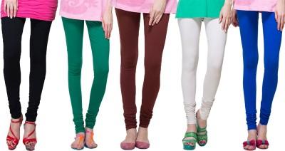 Saiarisha Women's Brown Leggings