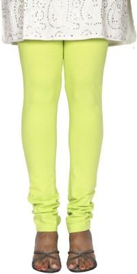 Kandida Girl's Green Leggings