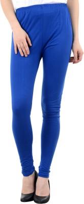By Maaa Women's Blue Leggings