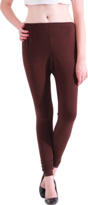 Adam n Eve Women's Brown Leggings