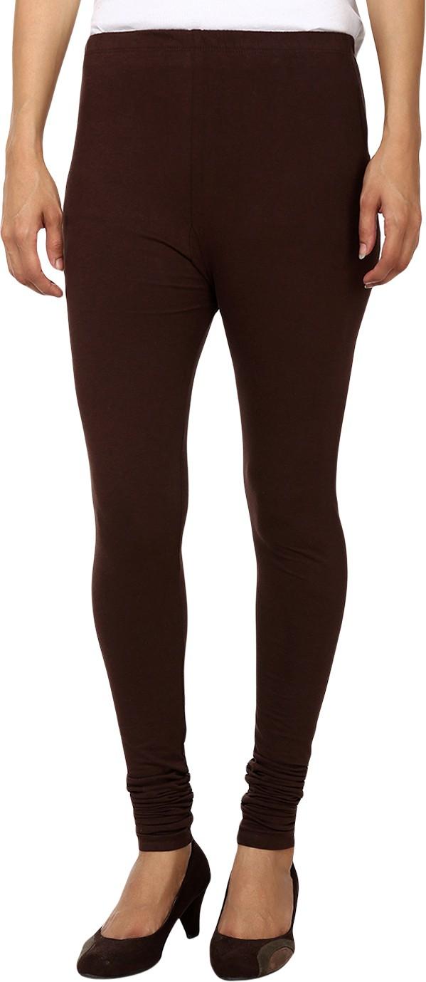 Awa Womens Brown Leggings