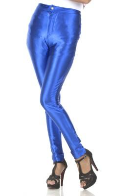 TrendBAE Women's Blue Jeggings