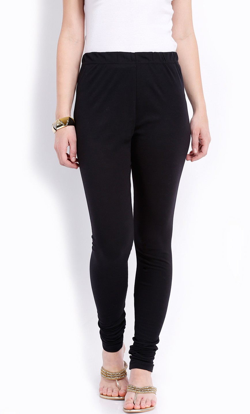 Ten on Ten Womens Black Leggings
