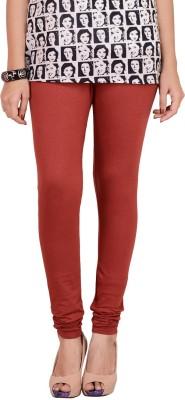 Traditional 2 Trendy Women's Brown Leggings
