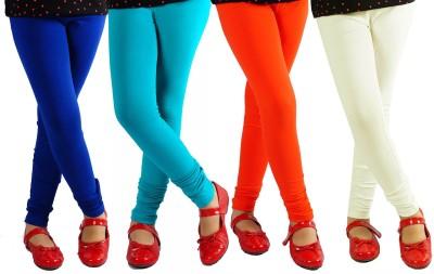 Naughty Ninos Girl's Multicolor Leggings