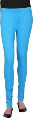 Bellizia Women's Blue Leggings