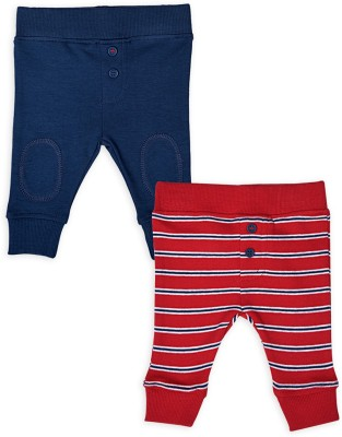 Mothercare Baby Girl's Blue, Red Leggings