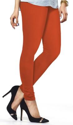 ambey shree trendz Women,s Orange Leggings