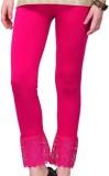 Pose Women's Pink Leggings