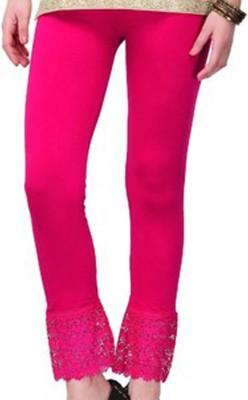 Pose Women,s Pink Leggings