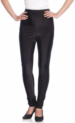 Vanita Women's Black Leggings
