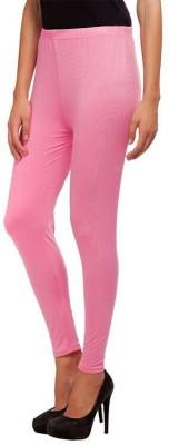 chetna Women's Pink Leggings