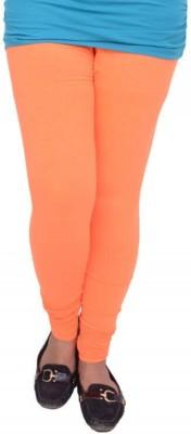 Snoby Women's Orange Leggings