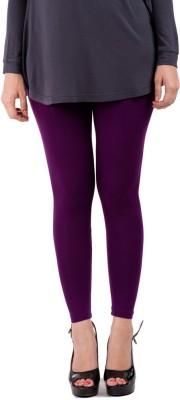 DeMoza Women's Purple Leggings