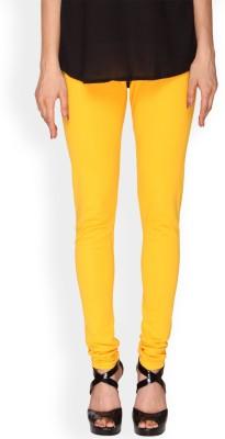 Ten on Ten Women's Yellow Leggings