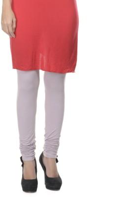 Lavennder Women's White Leggings