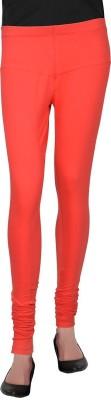Bellizia Women's Red Leggings