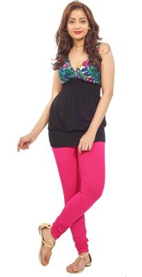 Minu Suits Women's Pink Leggings