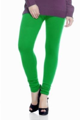 Prmesabh Women's Green Leggings