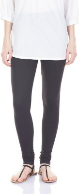 Chiffon Women's Black Leggings