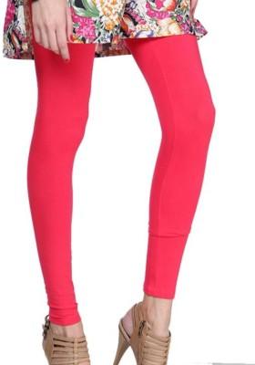 Femmora Women's Red Leggings