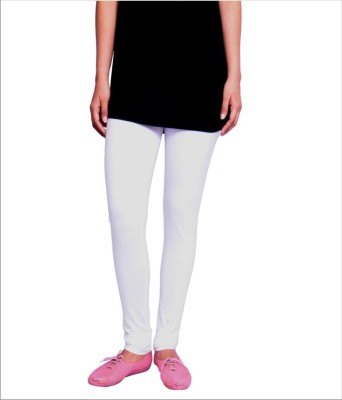 TANUNNI Women's White Leggings