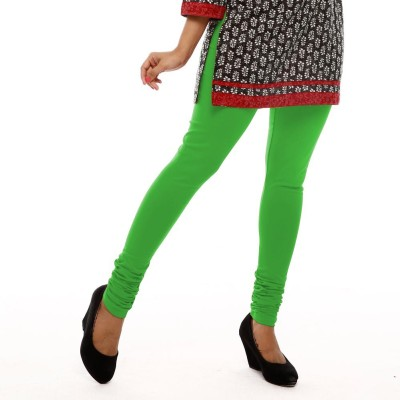 Leoma Women's Green Leggings