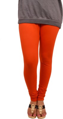 Leggings World Women's Orange Leggings