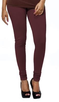 Deskjet Women's Purple Leggings