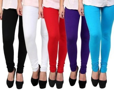 NewYorks Fashions Women's Multicolor Leggings