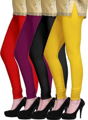 Saiarisha Women's Yellow Leggings