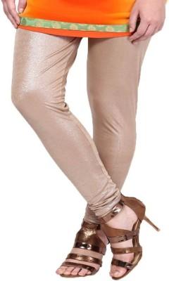 MDS Jeans Women's Gold Leggings
