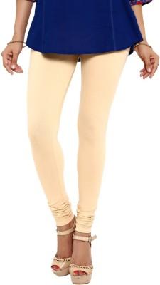 Mytri Women's Beige Leggings