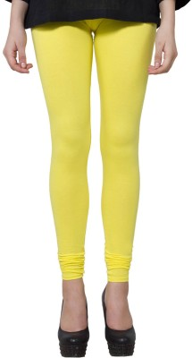 Shikha Women's Yellow Leggings