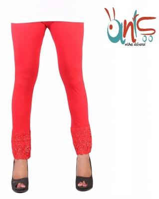 ANTS Women's Red Leggings