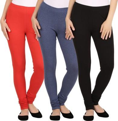 New tastemaker Women's Black, Blue, Red Leggings